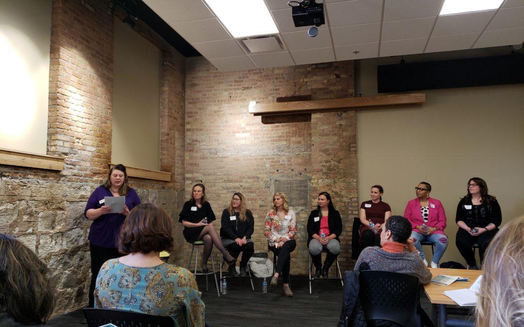 Advanced Hires Attends Women's Entrepreneurship Week (WEWMKE)