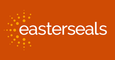 Kevin Scholz and Tina Rock Volunteer for Easterseals Project SEARCH
